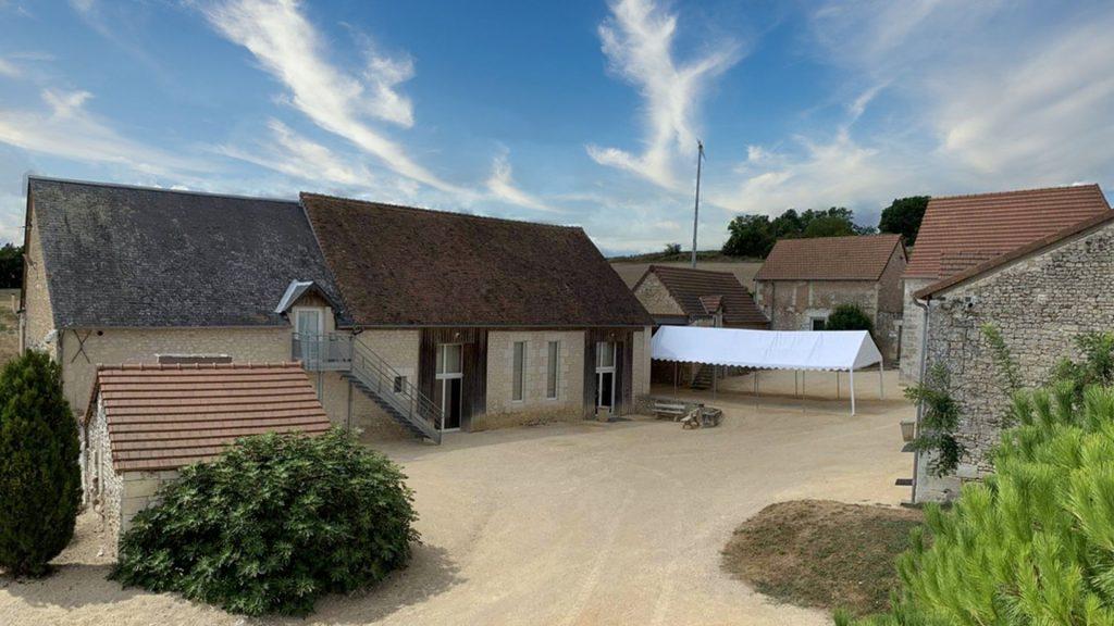 Découvrez le Domaine de la Ferme Alia - Gîte et salle de réception à Châtellerault